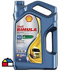 Aceite para motor rimula r5 le 10w-30 4 litros