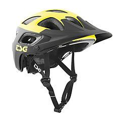 Casco bicicleta seek negro/amarillo L/XL