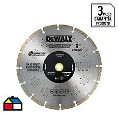 Disco diamantado segmentado 9