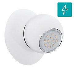 Foco Norbello 1 luz led 5W GU10 blanco
