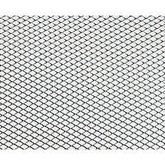 Lamina acero perforado recto mm.1000x400