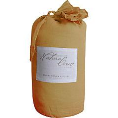 Funda para plumón + Almohada amarillo King