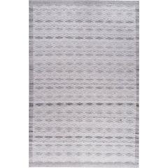 Alfombra handwoven nordic 140x200 cm beige