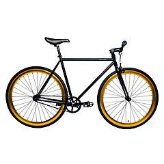 Bicicleta urbana midas XL