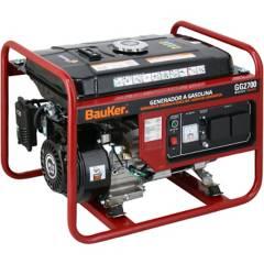 BAUKER - Generador eléctrico a gasolina 2000W