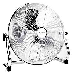 Ventilador metálico inox de piso 16