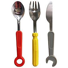 Cubiertos herramientas multicolor silicona