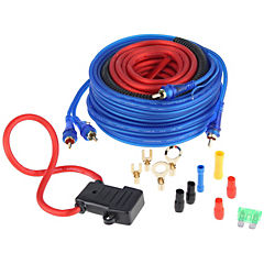 Kit cable amplificador auto 700W