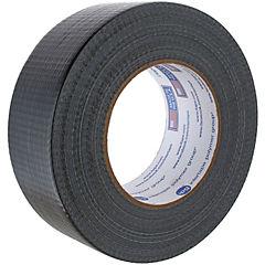 Cinta para ductos color negro de 4,74 cm x 54,86 m