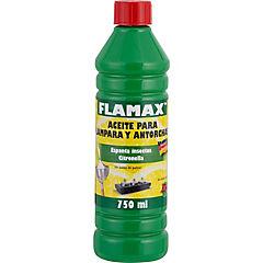Aceite para lámpara citronella 750 ml