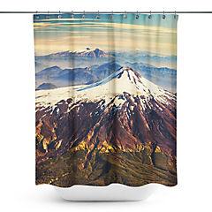 Cortina de baño volcán Villarrica