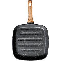 Grill Pan 28 cm Negro