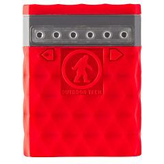 Batería externa 6000 mAh rojo
