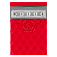 Batería externa 2600 mAh rojo