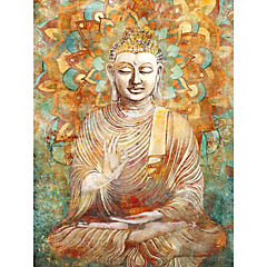Canvas con gel Buda 60x80 cm