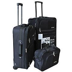 Set 3 maletas negro
