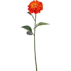 Dahlia maku 68 cm naranjo
