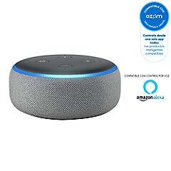 Asistente Amazon Echo Dot 3rd Gris