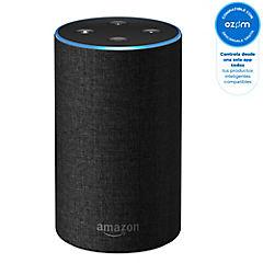 Asistente Amazon Echo 2nd Carbón