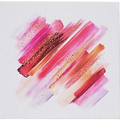 Canvas Brush I 60x60 cm