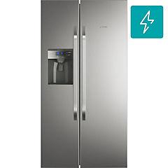 Refrigerador side by side 504 litros inox