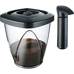 Contenedor de café al vacío plástico 14,8x19x17,5 cm