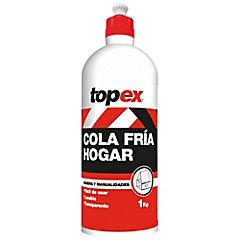 Cola fría hogar 1 kg topex