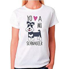 Polera sport mujer talla M schnauzer
