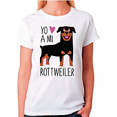 Polera sport mujer talla M rotwailer