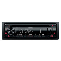 Radio para auto CD/USB/BT