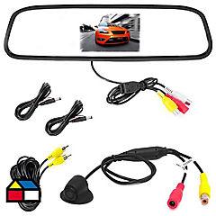 Monitor auto espejo 4.3 Pulgadas