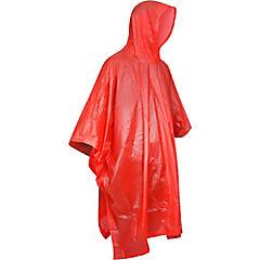Capa impermeable talla L rojo