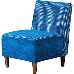 Poltrona 55x57x84 cm azul