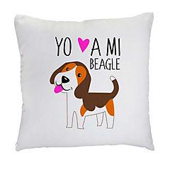 Cojín beagle