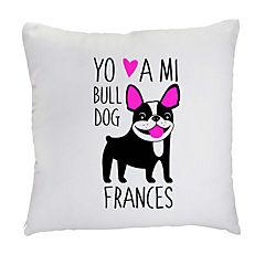 Cojín bull dog francés byn