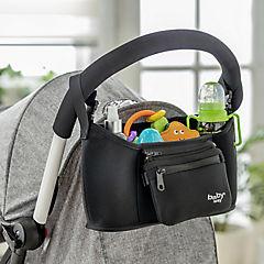 Bolso maternal para coche negro
