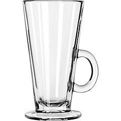 Taza café vidrio 266 ml