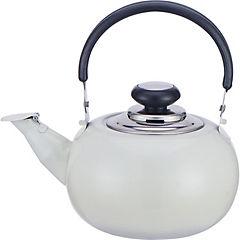Tetera de té 0,8 litros marfil