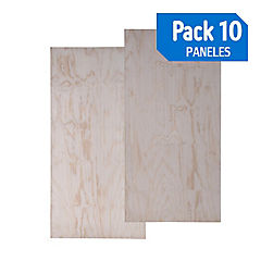 Panel 182  tr/tr pack de 10 unidades