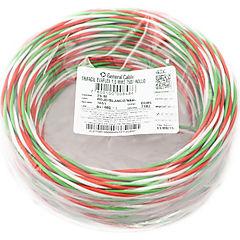 Cable libre de halógenos (H07Z1K) 1,5 mm2 25 m Multicolor