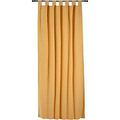 Cortina black-out 230x135cm amarillo