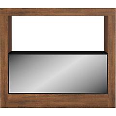 Velador 1 cajón 67x45x58 cm