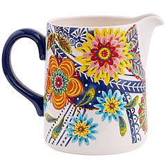 Pitcher cerámica 12.5x22x17 cm