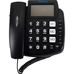 Teléfono manos libres/negro