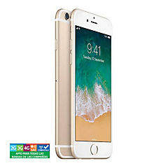 Iphone 6 16gb dorado reacondicionado