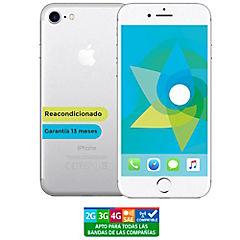 Iphone 7 32gb plata reacondicionado