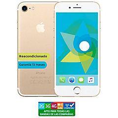 Iphone 7 256gb dorado reacondicionado