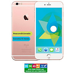 Iphone 6s 32gb rosado reacondicionado
