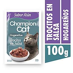 Alimento húmedo indoor 100 gr