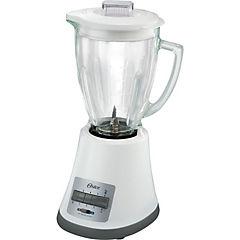 Licuadora vidrio 1,25 litros blanca